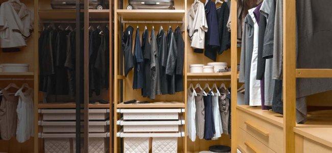 Cabine armadio in legno la soluzione ideale per sfruttare gli spazi numeroutile trova - Cabine armadio in legno ...