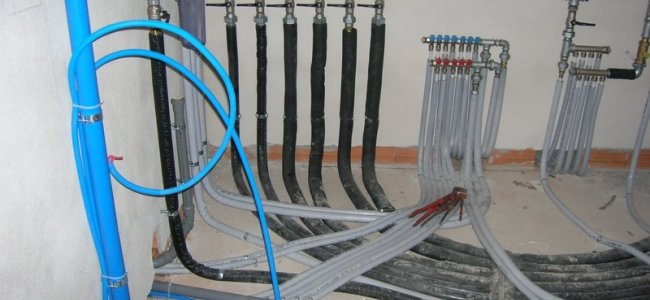 Impianto idraulico in casa come funziona e come - Impianto idraulico casa ...